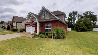 Clarksville Single Family Home For Sale: 303 Turnberry Cir