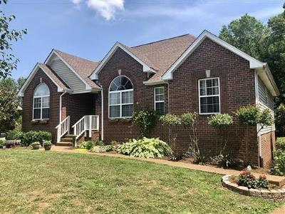 Robertson County Single Family Home Active Under Contract: 109 Seminole Ln