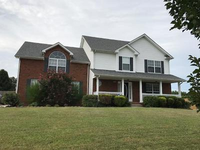 Clarksville Rental For Rent: 2572 Emerald Court