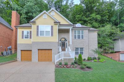 Nashville Single Family Home Active Under Contract: 7060 Still Spring Hollow Dr