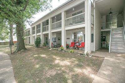 Murfreesboro Condo/Townhouse For Sale: 1280 Middle Tennessee Blvd #G-9