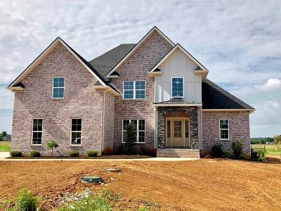 Lascassas Single Family Home For Sale: 423 Old Orchard Dr