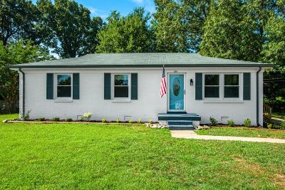 Dickson Single Family Home For Sale: 104 Spanish Ct