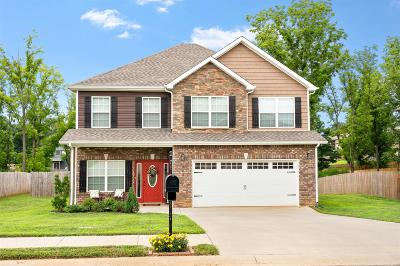 Anderson Place Single Family Home Active Under Contract: 208 Union Camp Boulevard