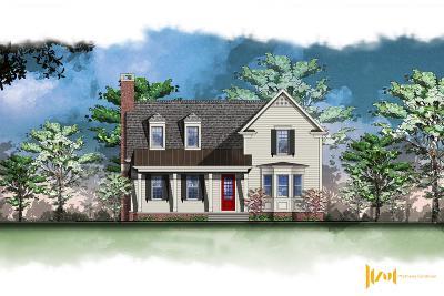 Nashville Single Family Home For Sale: 715 Webster Street Lot 326