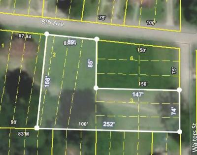 Columbia  Residential Lots & Land Active Under Contract: 120 8th Ave