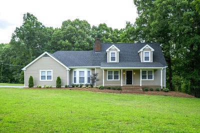 Goodlettsville Single Family Home For Sale: 7773 Strawberry Hill Rd