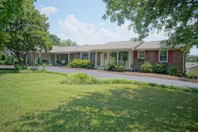 Hendersonville Single Family Home For Sale: 123 Savely Dr