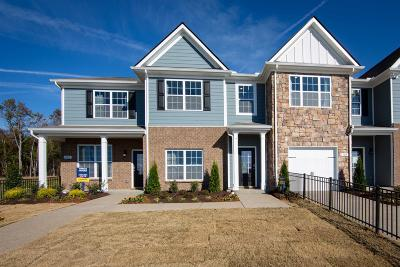 Smyrna Condo/Townhouse For Sale: 4136 Grapevine Loop Lot #1665 #1665