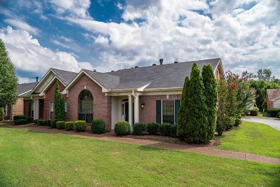 Nashville TN Condo/Townhouse For Sale: $310,000