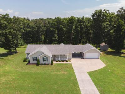Houston County Single Family Home Active Under Contract: 376 Darrell Rye Rd