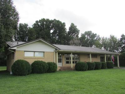 Lawrenceburg Single Family Home Active Under Contract: 136 Jackson St W