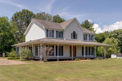 Lewisburg Single Family Home For Sale: 1909 Hunters Run Rd