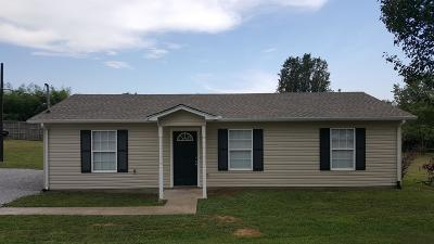 Shelbyville Single Family Home For Sale: 105 Stern Ln