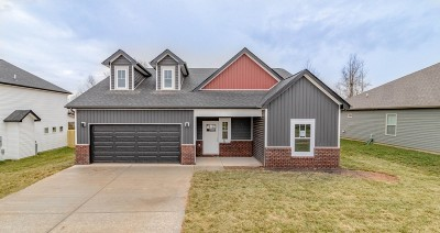 Clarksville Single Family Home For Sale: 74 Reserve At Sango Mills