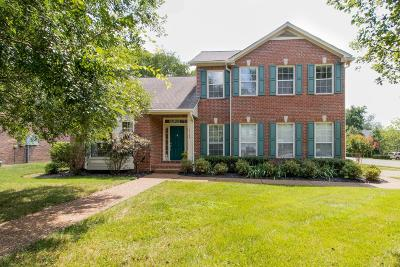 Nashville Single Family Home For Sale: 4728 Holly Springs Rd