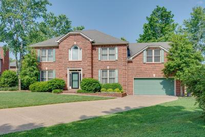 Franklin Single Family Home For Sale: 412 Sir John Court