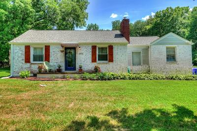 Nashville Single Family Home Active Under Contract: 8975 Highway 100