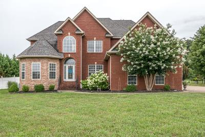 Murfreesboro Single Family Home For Sale: 314 Beverly Randolph Dr
