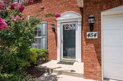 Brentwood Condo/Townhouse For Sale: 454 Old Towne Dr