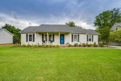 Murfreesboro Single Family Home For Sale: 2318 Briar Bend Dr