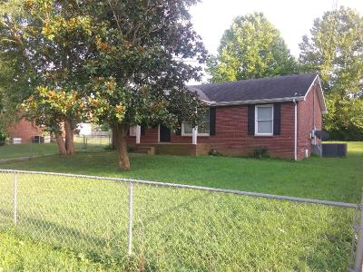 Clarksville Rental For Rent: 204 Bob White