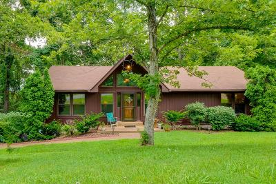 Kingston Springs Single Family Home For Sale: 254 Harpeth Hills Dr