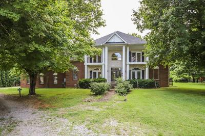 Mount Juliet Single Family Home For Sale: 1504 Guill Rd