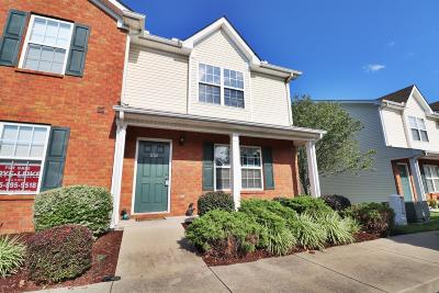 Murfreesboro Condo/Townhouse For Sale: 3162 Shaylin Xing