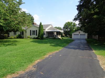 Lawrenceburg Single Family Home For Sale: 616 1st St