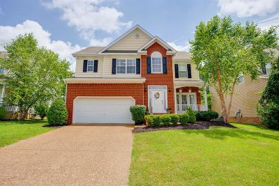 Spring Hill Single Family Home For Sale: 3021 Romain Trl