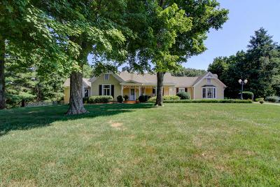 Adams, Clarksville, Springfield, Dover Single Family Home For Sale: 2407 Memorial Drive Ext