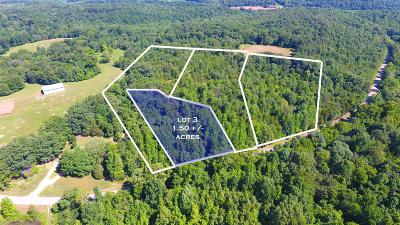 Cunningham Residential Lots & Land For Sale: 3 Old Highway 48 (Lot 3)