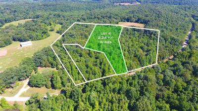 Cunningham Residential Lots & Land For Sale: 4 Old Highway 48 (Lot 4)