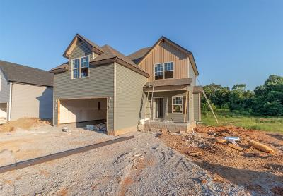 Clarksville Single Family Home For Sale: 319 Autumn Creek