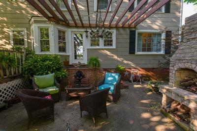 Shelbyville Single Family Home For Sale: 500 Park Pl