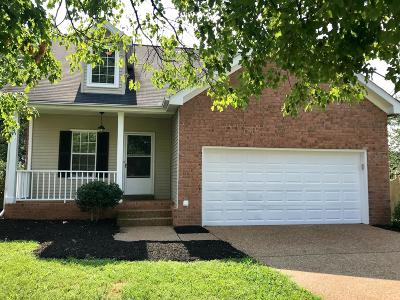 Franklin Single Family Home For Sale: 517 Dale Court