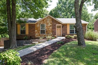 Nashville Single Family Home For Sale: 5068 Meta Dr