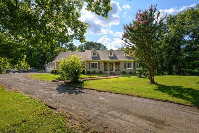 Shelbyville Single Family Home For Sale: 1426 Highway 130 West
