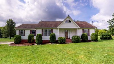 Lewisburg Single Family Home For Sale: 2648 Valley Ln