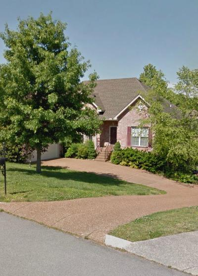 Goodlettsville Single Family Home Active Under Contract: 139 Wynlands Cir