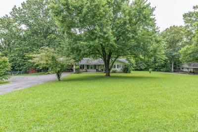 Franklin Single Family Home For Sale: 4070 Clovercroft Rd