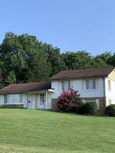 Alexandria Single Family Home For Sale: 404 Skyline Dr