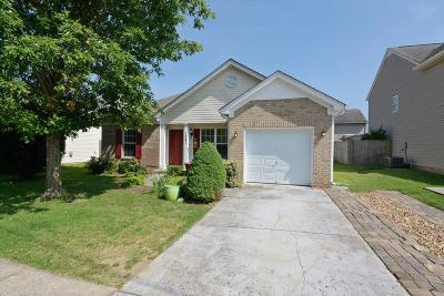 Nashville Single Family Home Active Under Contract: 1241 Alandee St