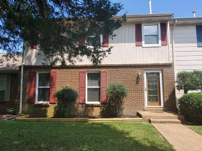 Nashville Condo/Townhouse For Sale: 4001 Anderson Rd Unit H44 #H-44