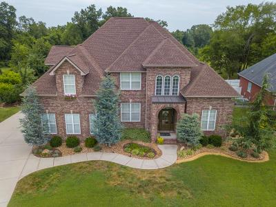 Murfreesboro Single Family Home Active Under Contract: 427 Creekview Dr