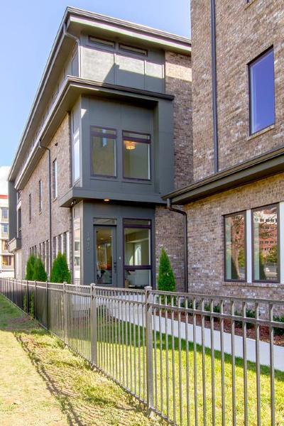 Nashville Single Family Home For Sale: 1410 Sigler St