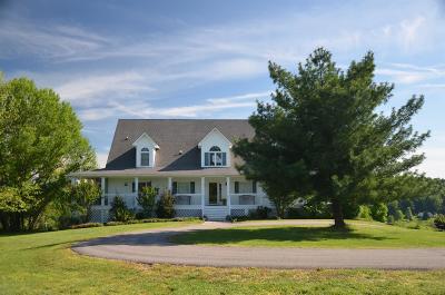 Culleoka Single Family Home For Sale: 4439 Dugger Rd