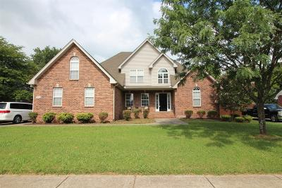 Murfreesboro Single Family Home For Sale: 3154 Jenkins Dr