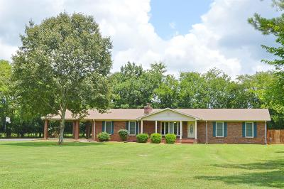 Shelbyville Single Family Home Active Under Contract: 2696 Midland Rd